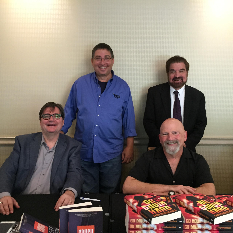Phoef Sutton, Lee Goldberg, Michael Genelin, Craig Faustus Buck