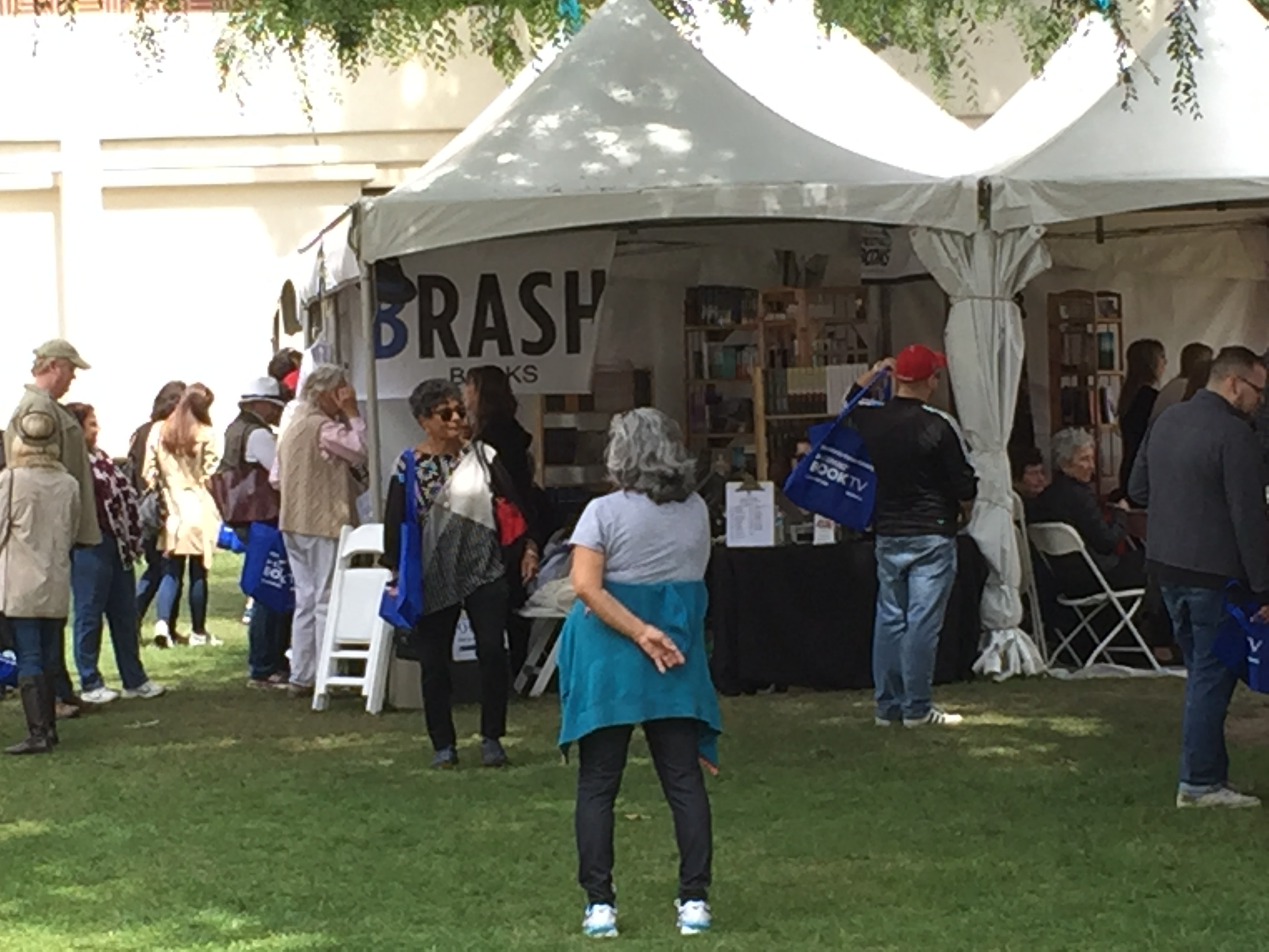 Brash Booth
