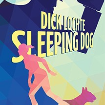 Sleeping Dog by author Dick Lockte