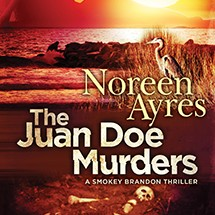 The Juan Doe Murders by author Noreen Ayres