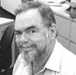 Ted Thackrey