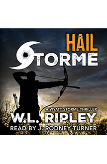 Hail Storme – Audiobook
