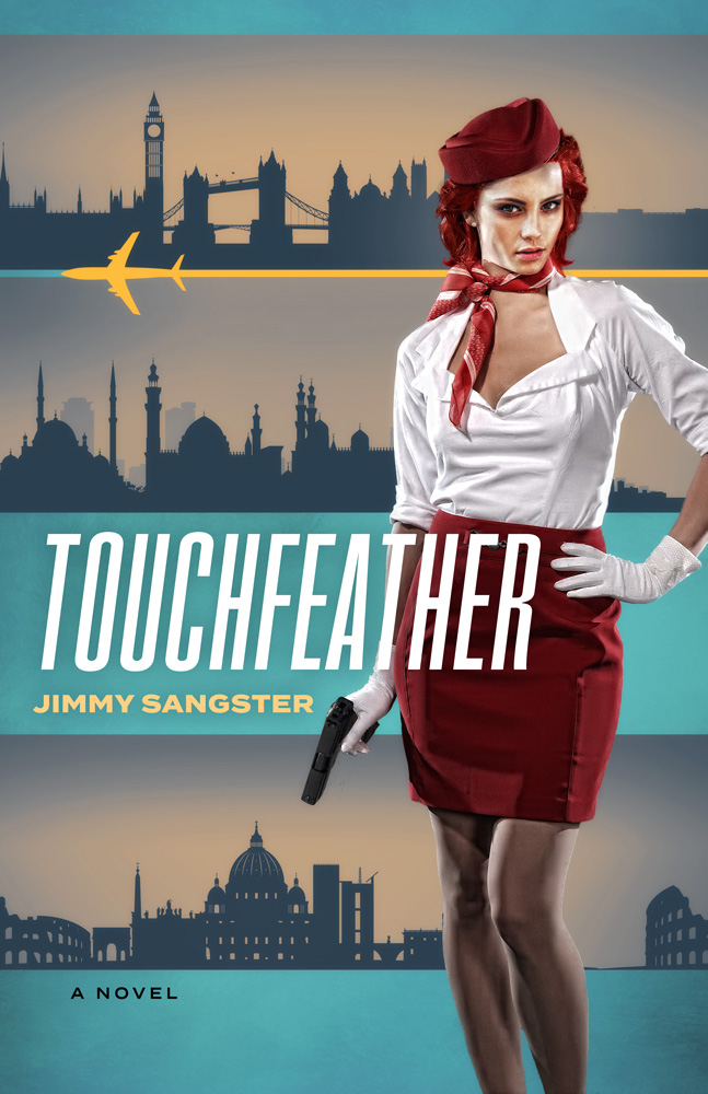 Author Touchfeather, Too - Coming in 2018