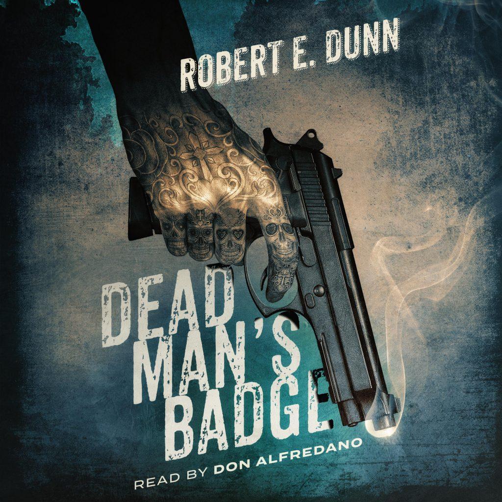 Author Dead Man's Badge - Audiobook