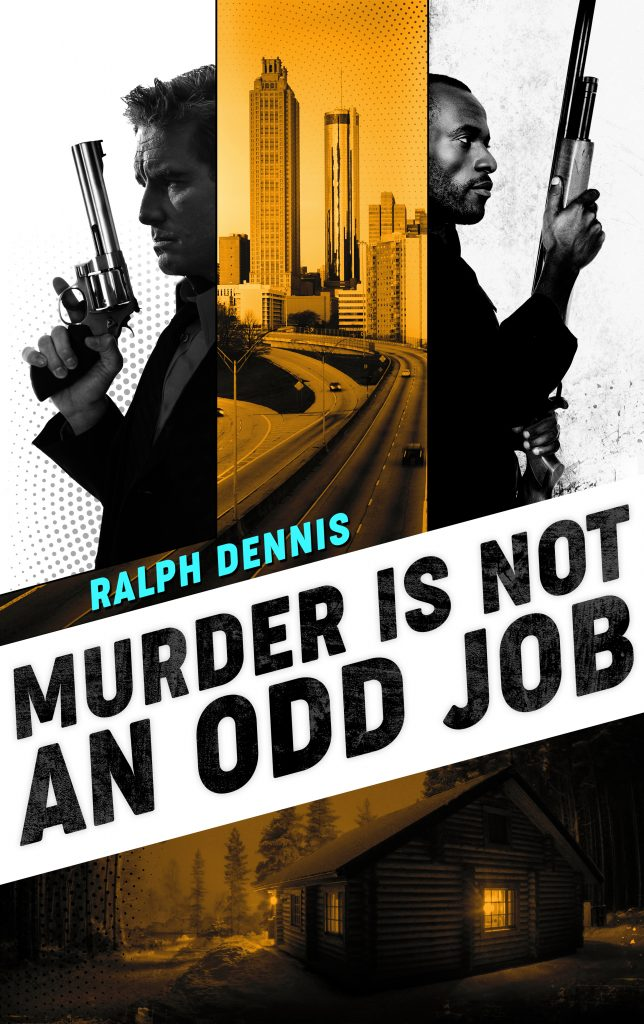 Author Murder is Not an Odd Job - Coming in February
