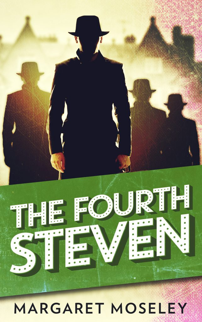 Author The Fourth Steven