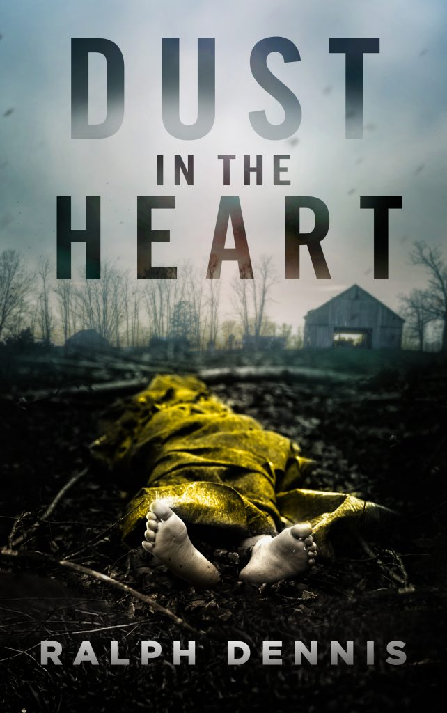Author Dust in the Heart - Coming in January