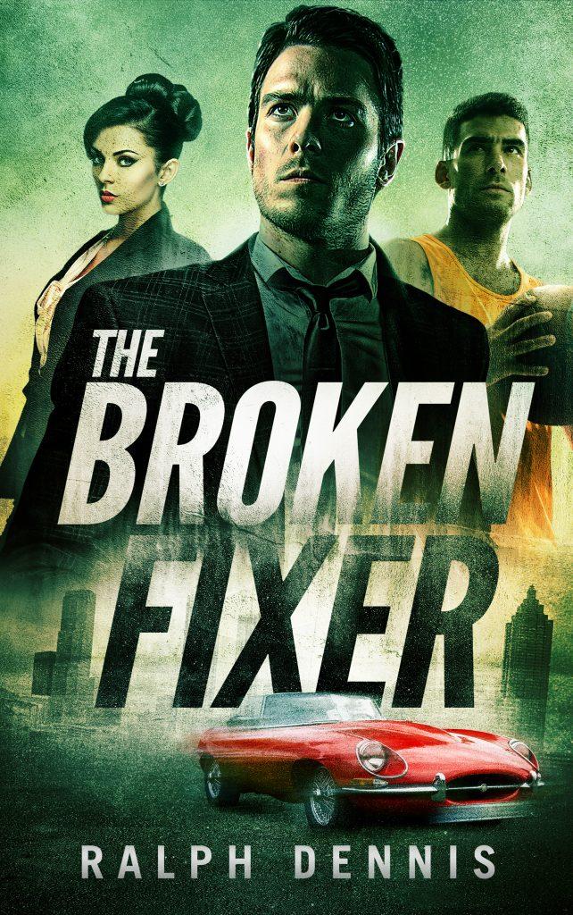 Author The Broken Fixer