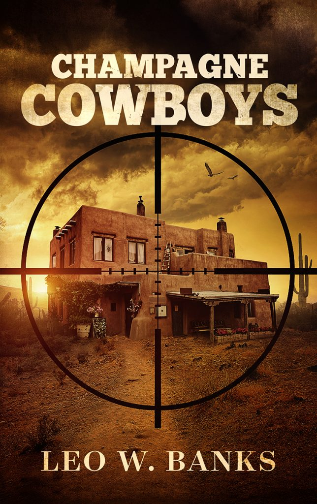 Author Champagne Cowboys - Coming in March