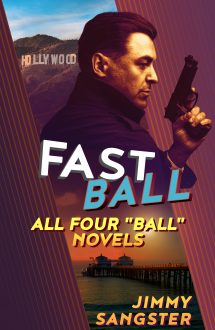 """Fastball: All Four """"Ball"""" Novels by Jimmy Sangster"""