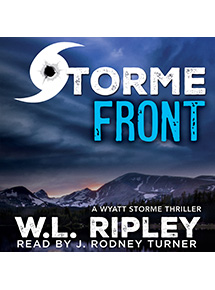 Storme Front – Audiobook