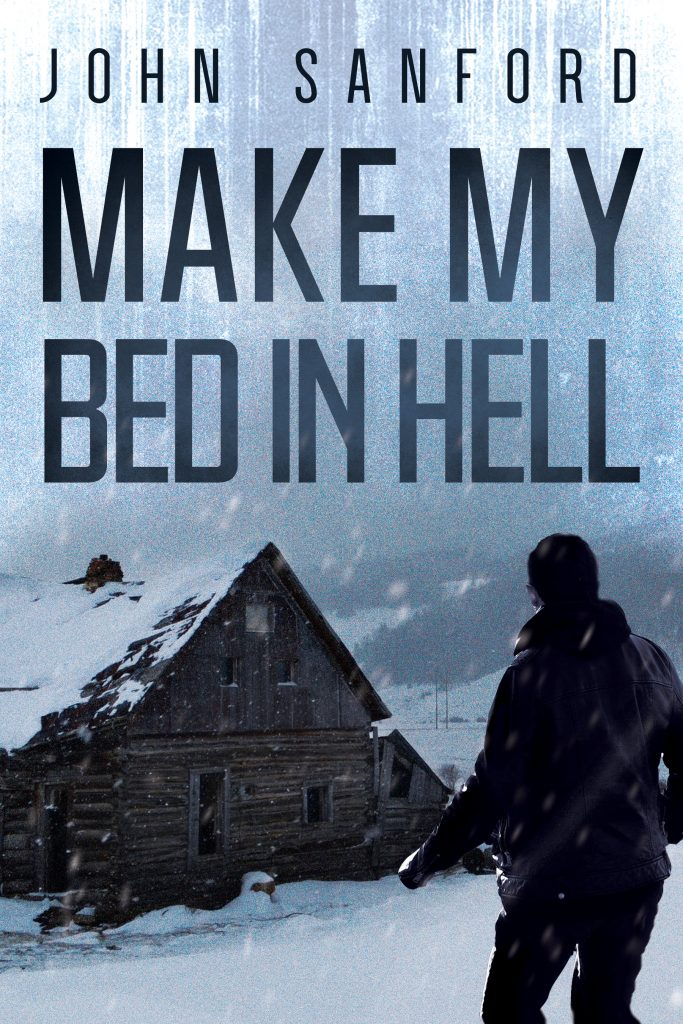 Author MAKE MY BED IN HELL