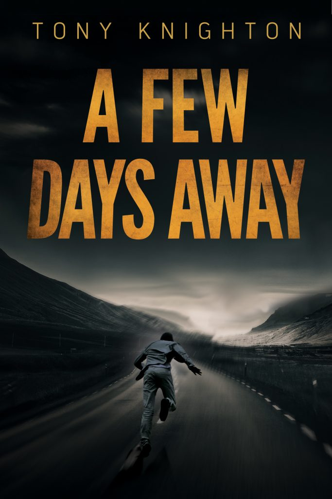 Author A Few Days Away - Coming Soon