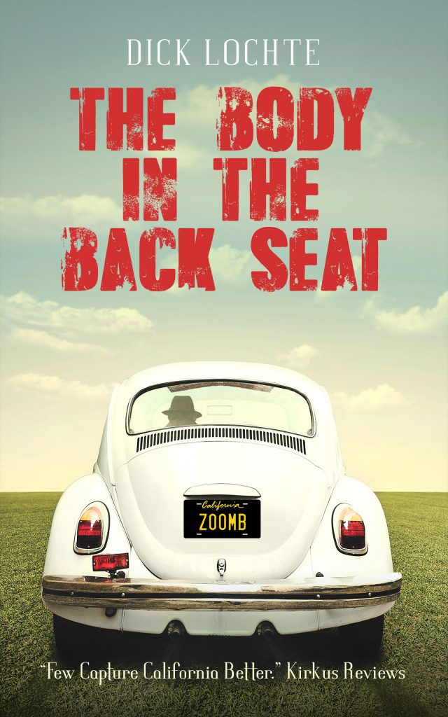 Author The Body in the Back Seat - Coming Soon