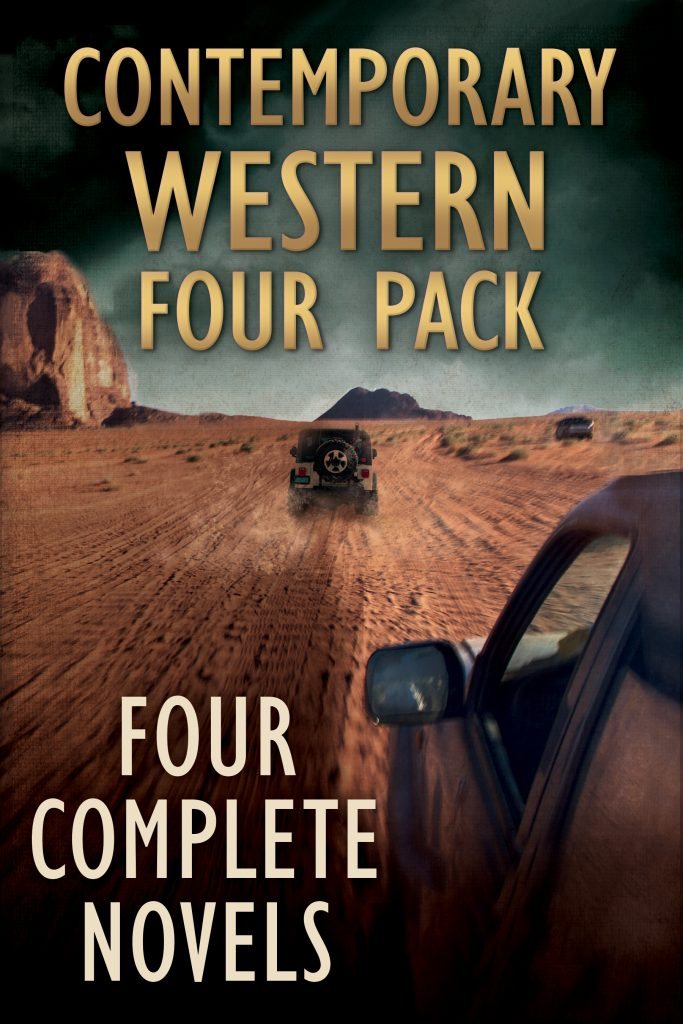 Author Contemporary Western Four Pack